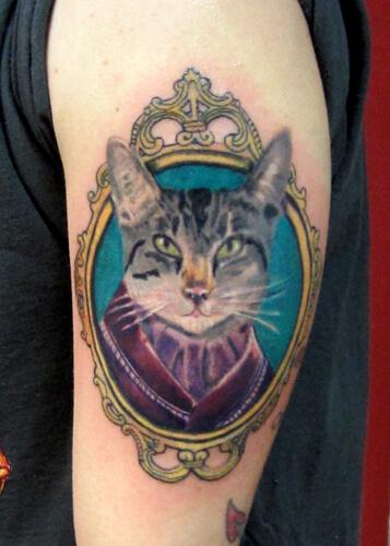 Aces High Tattoo Studio Colour